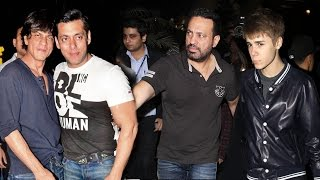 Salman & Shahrukh To Come Together For Justin Bieber, Salman SENDS Shera To Protect Justin Bieber