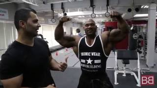 How to- Hammer Curls with Fred BIGGIE Smalls (Pro Series)