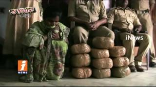 Excise Cops Busted Ganja Smuggling In Vizianagaram | 20 Kg Seized | Be Careful | iNews
