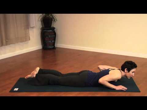 How to Do the Yoga Bow Pose : - Yoga Poses & Flexibility