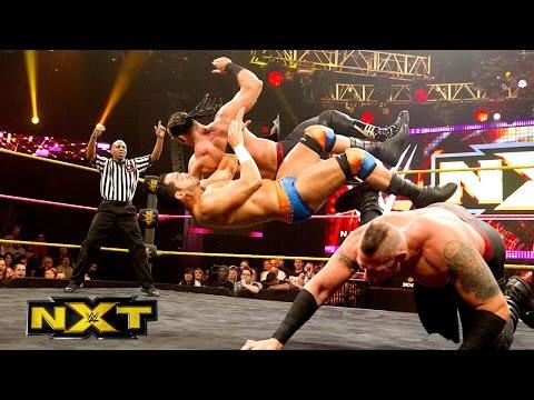 Jason Jordan & Tye Dillinger vs. The Ascension- WWE NXT, Oct. 23, 2014 - WWE Wrestling Video