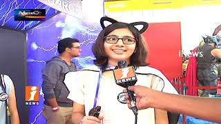 Comic Con Expo For School Childrens At Hitex Exhibition Centre | Metro Colours |Hyderabad |iNews