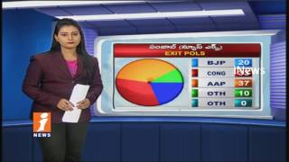 BJP Leading In UP, Goa And Uttarakhand | AAP Leading In Punjab | iNews