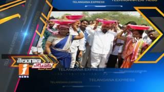 Telangana Short News Updates   Telangana Express (14-04-2017)   iNews