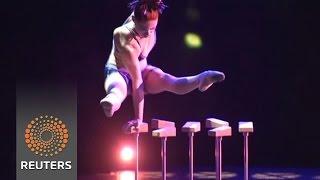 Cirque de Soleil sues Timberlake - News Video