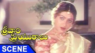 Sharada And Ramesh Blames Vinod About Aamani Second Marriage Srivari Priyuralu Movie Scenes