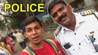 MUMBAI POLICE LOVES VLOGGERS