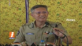 Commissioner Gautam Sawang Happy Over Home Guard Selects Constable In Vijayawada | iNews