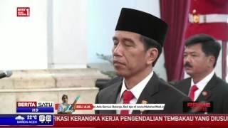 Presiden Jokowi Lantik 10 Dubes Baru