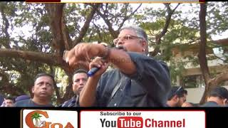 Compilation Of Angry Banter Against Goa Forward Supremo Vijay Sardessai