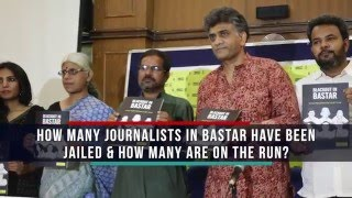 Kamal Shukla, Editor, Bhumkal Samachar, Bastar, on how journalists are targets of Maoists & Police