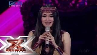 ANGELA - DARK HORSE (Katy Perry ft. Juicy J) - Gala Show 04 - X Factor Indonesia 2015