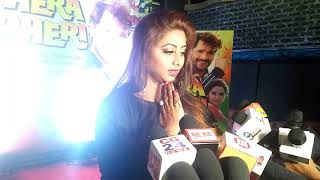Interview Of Glory Mohanta  For Bhojpuri Film Hera Pheri