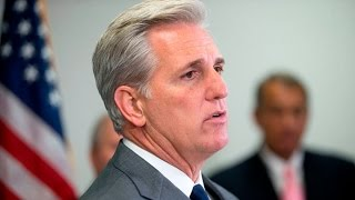 Kevin McCarthy Drops Out of House Speaker Race