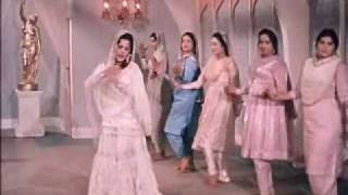 Jaaneman Ek Nazar Dekh Le | Mere Mehboob(1963) | Lata Mangeshkar, Asha Bhonsle | {Old Is Gold}
