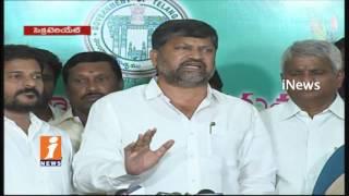 TTDP Leader Complaints Telangana CS Over Miyapur Land Scam | Revanth Reddy | L Ramana | iNews