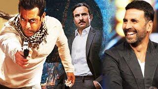 Saif Ali Khan SCARED Of Salman Khan, Akshay Kumar And Saif Ali Khan To Come Together