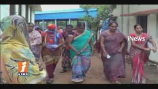 Jalagam Venkat Rao Participates In Single Women Pension Scheme In Kothagudem | iNews