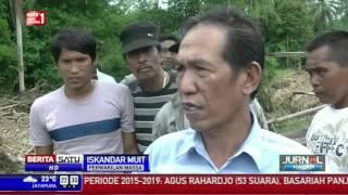 Tuntut Pilkada Ulang, Massa Blokir Jalan Lintas Sumatra