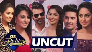 ZEE Rishtey Awards 2017 | Red Carpet | Full HD Video | Bharti Singh, Sriti, Shabbir, Ravi Dubey