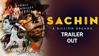 Sachin A Billion Dreams Trailer Out | Sachin Tendulkar