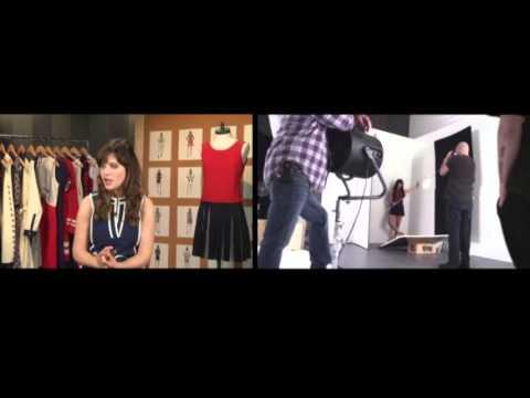 Zooey Deschanel Adds Designing to Her Repertoire News Video