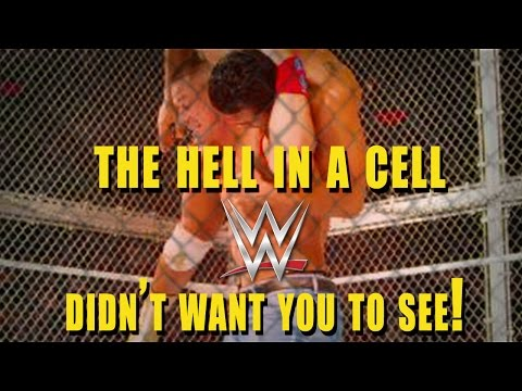 The Hell in a Cell WWE didn't want you to see - Five Things - WWE Wrestling Video