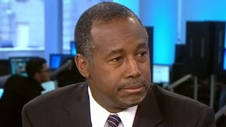 Ben Carson on being a black president