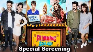 RUNNING SHAADI Special Screening | Taapsee Pannu, Amit Sadh,