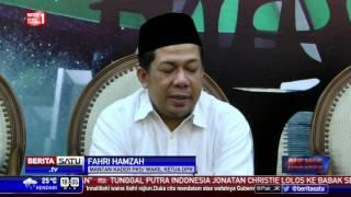 Fahri Hamzah Tegaskan Masih Ingin Bertahan di PKS