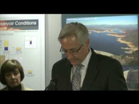 Calif. Water Director- This Is a Current Crisis News Video
