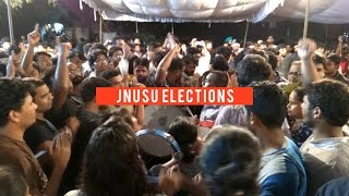 JNUSU Elections- First time voters give their take