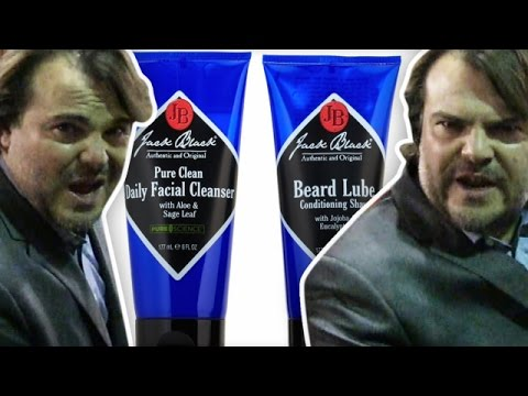 Jack Black Isn't A Fan Of Jack Black Skincare!