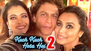 Kuch Kuch Hota Hai REUNION - Shahrukh, Kajol, Rani Mukerji