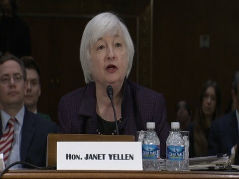Yellen Says Fed Still 'patient' on Raising Rates News Video