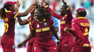 West Indies vs Australia women's world cup T20 Final