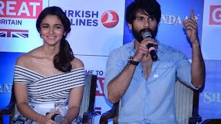 'I Was A Champ At 3 Legged Race' - Shahid Kapoor