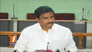 Minister Devineni Uma Serious Comments On YS Jagan Over Paradise Paper Issues | iNews