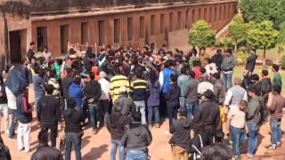 Tod Fod On Padmavati Set By Rajput Karni Sena Starring Ranveer, Shahid , Deepika