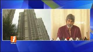 Lodha Builders Cheat Buyers | Jagadpati Babu and Others Turns Victims | iNews