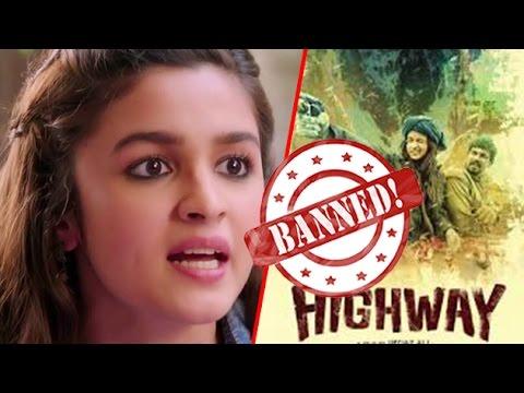 SHOCKING News For Alia | 'Highway' BANNED!! | LehrenTV