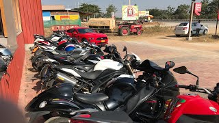 Hyderabad Sports Bike - Republic day ride - India