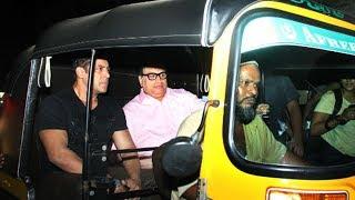 Salman Khan PAID Rs.1000 For Auto Rickshaw Ride