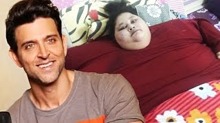 Hrithik Roshan To DANCE With Worlds Fattest Woman Eman