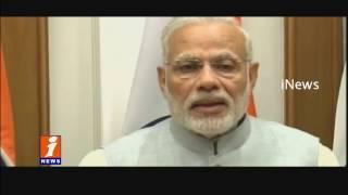 Modi Attends Chief Guest for Railway Vikas Launch | New Delhi | iNews