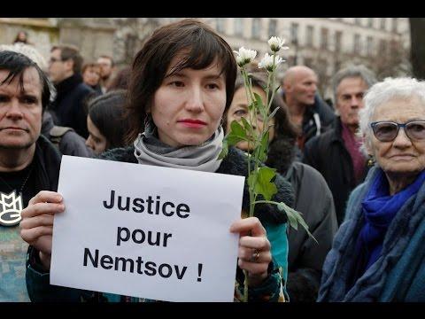 Nemtsov Daughter Russian Politics Behind His Killing News Video
