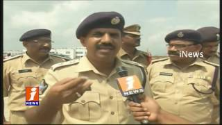 Guntur SP Narayana Nayak Face to Face with iNews on Arrangements for AP Employees