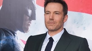 Affleck 'Honored' to Be Part of Batman's History News Video