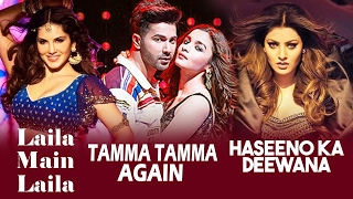 5 Old Classics That Were Recreated - Tamma Tamma Again, Haseeno Ka Deewana, Laila Main Laila  & More