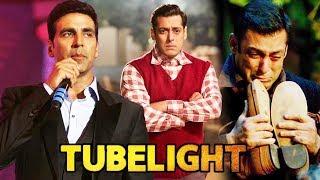 Akshay Kumar GETS Emotional After Seeing Salman's TUBELIGHT